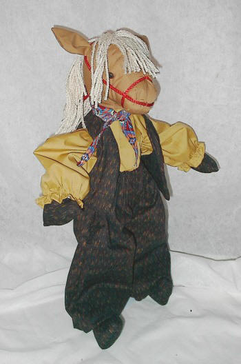 Horse Doll