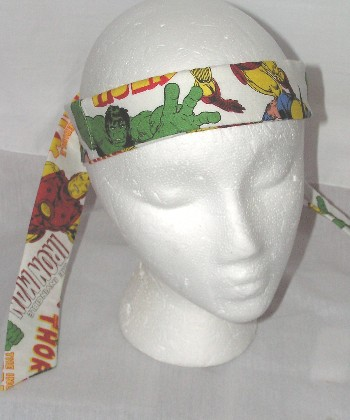 Cooling Gel Headbands